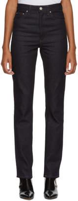 Totême Indigo Standard Jeans