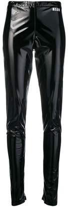 MSGM skinny trousers