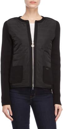 Tommy Hilfiger Mix Media Zip Jacket