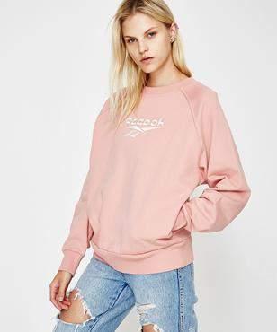 Reebok Lf Cotton Cover Up Chalk Pink
