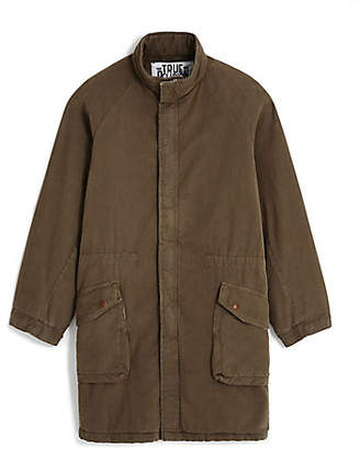 True Religion UNISEX OVERSIZED PARKA