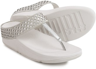 Fit Flop FitFlop Safi Toe-Post Sandals (For Women) $39.99 thestylecure.com