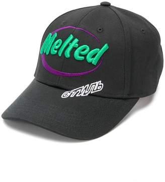 Heron Preston Melted logo cap