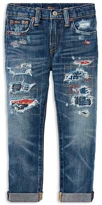 Polo Ralph Lauren Boys' Sullivan Slim Denim Jeans - Little Kid