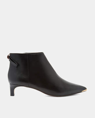 19b4a5121b4 Ted Baker Black Ankle Boots For Women - ShopStyle UK