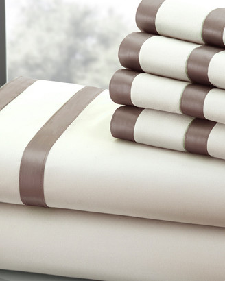 Colonial Home 1000Tc 6Pc Cotton Easy Care Sheet Set