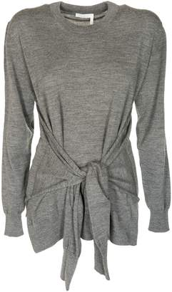 Chloé Wrapped Waist Pullover