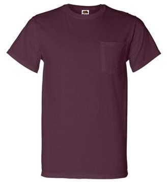 Fruit of the Loom 5 oz. 100% Heavy Cotton HD Pocket T-Shirt