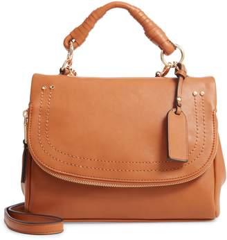 Sole Society Rubie Faux Leather Crossbody Bag