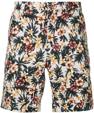 Loveless floral print shorts