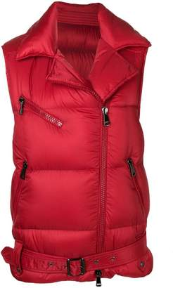 Moncler double breasted padded gilet