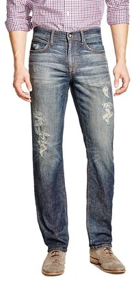 Joe's Jeans Brixton Straight Fit in Jessie $225 thestylecure.com