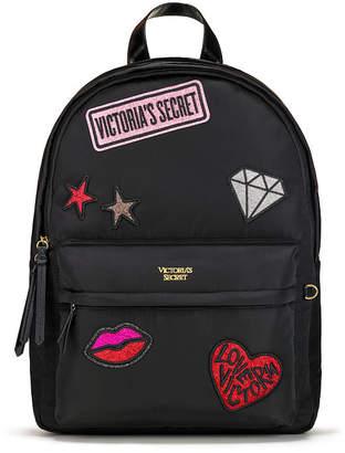 Victoria's Secret Victorias Secret Patch City Backpack