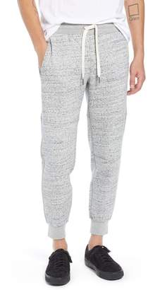 Treasure & Bond Trim Fit Marled Knit Jogger Pants