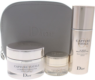 Christian Dior 4Pc Capture Totale Total Youth Skincare Day Ritual