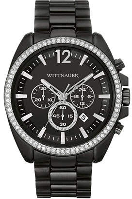 Wittnauer Lucas Chronograph Black Watch