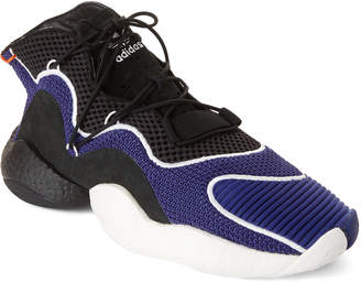 adidas Real Purple & Core Black Crazy BYW Sneakers