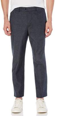 Original Penguin Chambray Tapered Crop Trouser