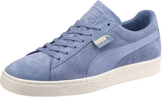 Suede Classic Perforation Sneakers