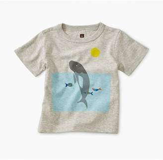 Tea Collection Manatee Baby Graphic Tee