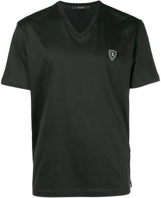 Billionaire v-neck T-shirt