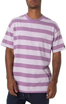 Zanerobe Boxy Fit Stripe T-Shirt