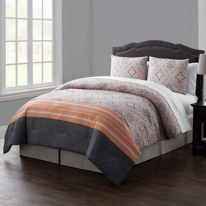 Vcny VCNY 8-piece Adela Bedding Set