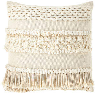 "Pom Pom at Home Iman Pillow with Insert, 20""Sq."