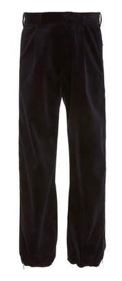 Givenchy Relaxed Corduroy Combat Trousers