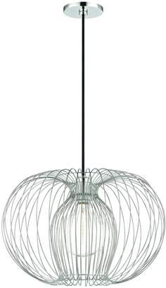 Hudson Mitzi by Valley Lighting Jasmine 1-Light Large Pendant
