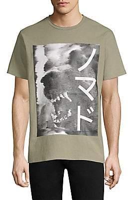 Dim Mak Men's Graphic Cotton Tee
