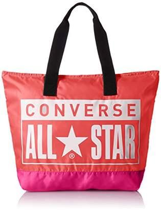 Converse (コンバース) - [コンバース] トートバッグ C160207 6174 ピンク/パープル