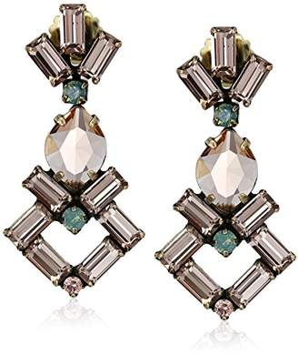 Sorrelli Artisanal Statement Drop Earrings