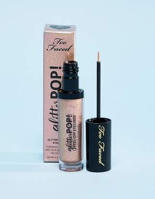 Too Faced Cosmetics Glitter Pop Eye Liner - Yes Way Rose