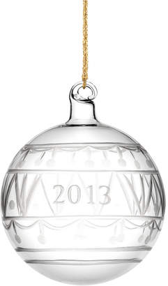 Marquis by Waterford Christmas Ornament, 2013 Annual Ball