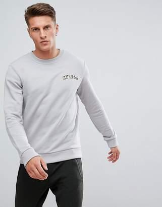 Esprit Sweatshirt With 1968 Print