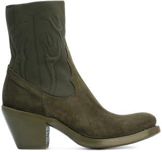 Rocco P. elasticated cowboy boots