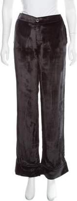 Equipment High-Rise Velvet Pants w/ Tags