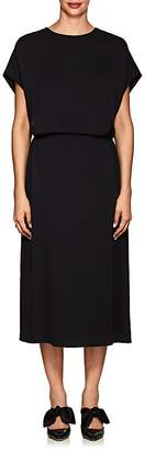 The Row Women's Cyde Stretch-Silk Midi-Dress