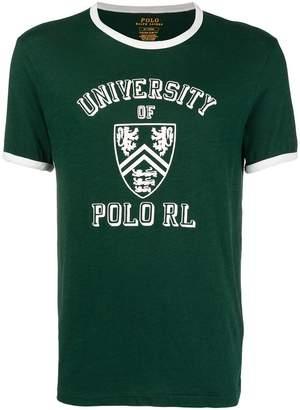 Polo Ralph Lauren University crewneck T-shirt