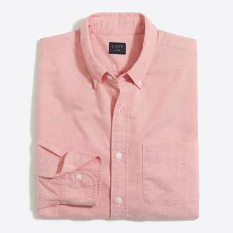 J.Crew Factory Slim flex oxford shirt