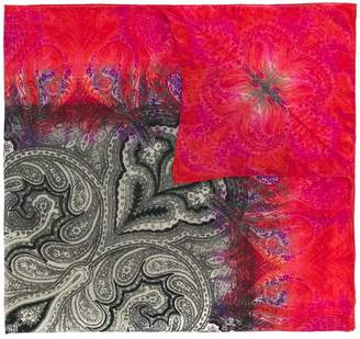 Etro cashmere scarf
