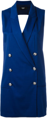 Versus double breasted waistcoat $630.66 thestylecure.com