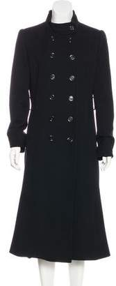 Dolce & Gabbana Wool Long Coat