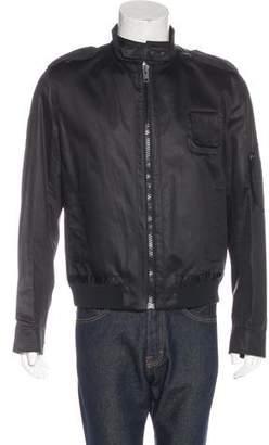 Christian Dior 2005 Utility Bomber Jacket