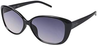Jessica Simpson Women's J5012 Ox Non-Polarized Iridium Cateye Sunglasses