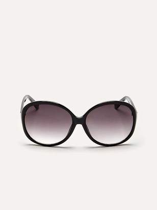 Gradient Oversized Sunglasses - Premium Quality