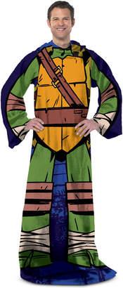 Nickelodeon Teenage Mutant Ninja Turtles Comfy Throw