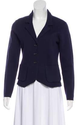Magaschoni Medium-Weight Knit Blazer