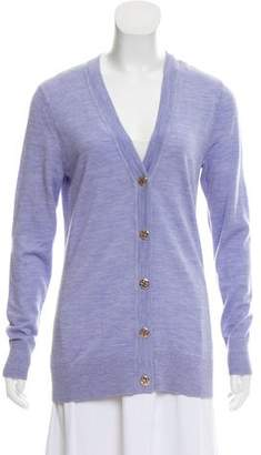 Tory Burch Wool Knitted Cardigan
